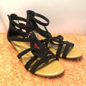 Dexflex Comfort Women's Sandal Black Size 8